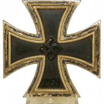 Iron Cross, 1st class, 1939, marked  L/55. Espenlaub militaria