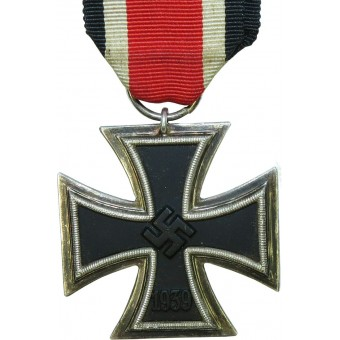 Iron cross 2nd class 1939 year. 25 marked. Espenlaub militaria