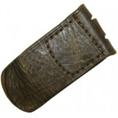 Leather tongue for Wehrmacht Heer buckle