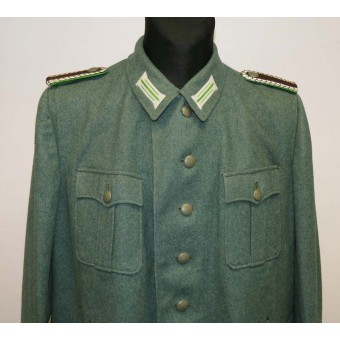 M 43 combat police German tunic in mint condition. Espenlaub militaria