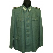 M 43 combat police German tunic in mint condition