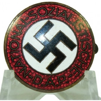 National Socialist Party of Germany badge, RZM M1/158. Espenlaub militaria