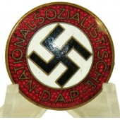 National Socialist Party member's badge, M1/161 RZM