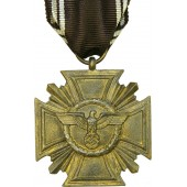 NSDAP 10 Years Long Service decoration