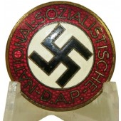 NSDAP badge, M1/152 RZM  - Franz Jungwirth, Wien