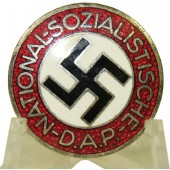 NSDAP badge, RZM M1/77 - Foerster & Barth