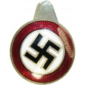 NSDAP sympathized person badge, early type
