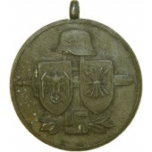 Spanish Blue division eastern front campaign medal