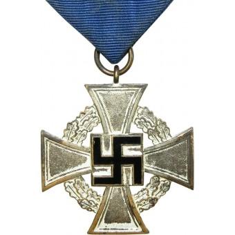 Treuedienst-Ehrenzeichen 2.Stufe für 25 Jahre 1938. Espenlaub militaria