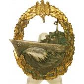 Zerstörerkriegsabzeichen, Destroyer War Badge, GWL