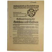 ​Technical textbook for wehrmacht soldiers Part IV Soldatenbriefe zur Berufsförderung.