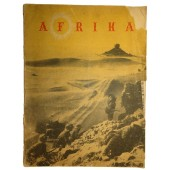 """""""Afrika"""" special issue of magazine """"Der Pimpf"""" for HJ"""