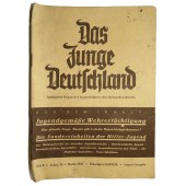 "Propaganda magazine for German youth - ""Das Junge Deutschland"""