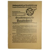 Soldiers letter- educational newspaper for free time for Wehrmacht.