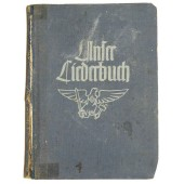 HJ songbook, nicely illustrated with 3 Reich propaganda