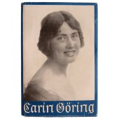 "The book about Hermann Goerings wife- ""Carin Göring"""
