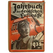 Almanac of German Luftwaffe for the 1938 year
