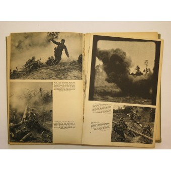 Illustrated book Die Wehrmacht. Espenlaub militaria