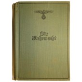 "Illustrated book ""Die Wehrmacht"""