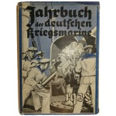 The yearly book of Kriegsmarine for the 1938 year