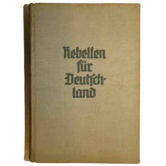 Book The Rebels for Germany Pictures from the illegal fight for Austria in the 3rd Reich. Espenlaub militaria