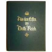 From the First to the Third Reich. Historical book