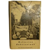 Propaganda of the 3rd Reich. Liberated Sudetes, commemorative issue