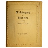 Propaganda album - The Day of the Reich in Nürnberg 1936