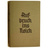 "Propaganda book about Austrian way to the 3rd Reich - ""Aufbruch ins Reich"""