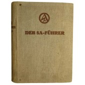 "Yearly subscription for SA magazine for officers- ""Der SA-Führer"", 1938"