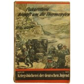 """The flak compat in Thermopylae"".  DJ booklet."