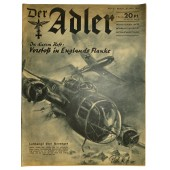 """Der Adler"", Nr. 9, 30. April 1940 Vorstoß in Englands Flanke"