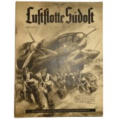 """Luftflotte Südost"", Nr. 12, 10. September 1940, 16 pages"