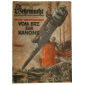 "Pre-war edition of the ""Die Wehrmacht"" magazine , Nr.10, 10. May 1939"