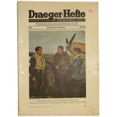 "Quarterly issue factory magazine ""Draeger-Helfe"", Nr.210, September/December 1941"