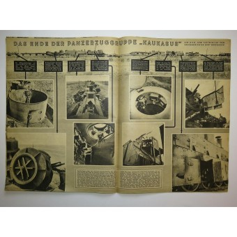 The magazine Die Wehrmacht # 20, September 23, 1942.. Espenlaub militaria