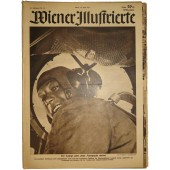 """Wiener Illustrierte"", Nr. 24, 12. June 1940, 24 pages The fight continues without respite"