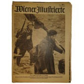 """Wiener Illustrierte"", Nr. 27, 3. July 1940, 24 pages. The fight in the west is over"