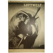 "NSFK magazine ""Deutsche Luftwacht"", Nr.3, 1. February 1940"