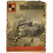 """Ostfront-Illustrierte"", Nr.18, April 1942, 64 pages"
