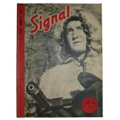 """Signal"", Nr.2, 1944, 48 pages French language"