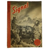"""Signal"", Nr.22, November 1941, German magazine in French language"
