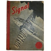 "French language ""Signal"" magazine , Nr.22, November 1943"