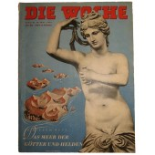 """""""Die Woche"""", Nr. 20, 14. May 1941, 36 pages"""