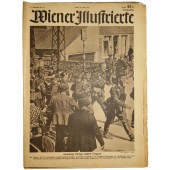"""""""Wiener Illustrierte"""", Nr. 21, 22. May 1940. Tremendous successes of our army"""