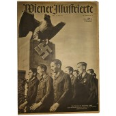 """""""Wiener Illustrierte"""", Nr. 18, 30. April 1941, 24 pages. Special issue for Hitler's birthday"""
