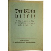 3rd Reich: BDM helps! Instructions for employment with children for