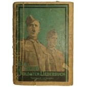 Songbook for German soldier, first volume