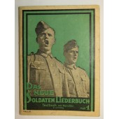 Songbook for German soldier, part one