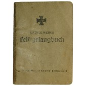 The soldier's Catholic field hymnbook - Katholisches Feldgesangbuch